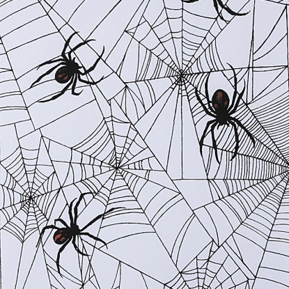 Tangled Web/Natural: Haunted House