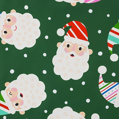 Candy Cane Kringle 8752A Green
