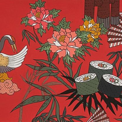 Lost in Tokyo/Red (Alexander Henry)