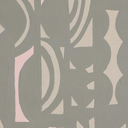 A Ghastlie Screen - Gray/Pink