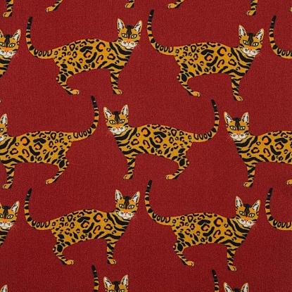 Little Kenya- Red - 8803A