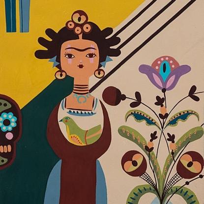 Frida Carita spice
