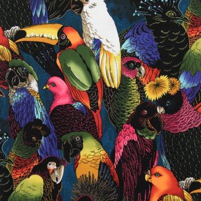 Birds of a Feather-2884A Alexander Henry Fabrics