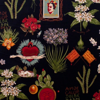 Alexander Henry - Viva Frida Black