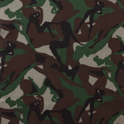 Camouflage Girls-6205A