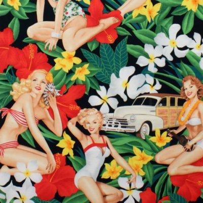 Aloha Girls-6627A Alexander Henry
