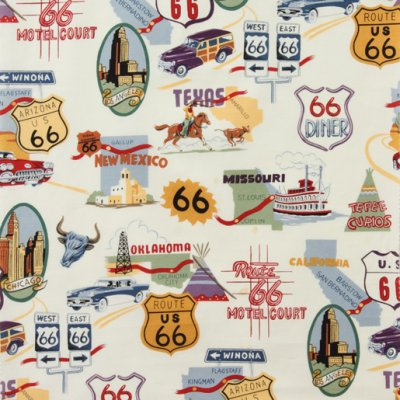 Route 66 natural