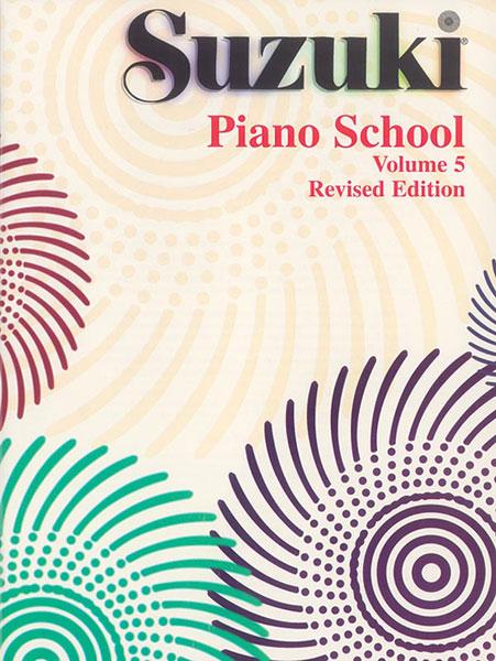 Suzuki Piano School Vol.5 International