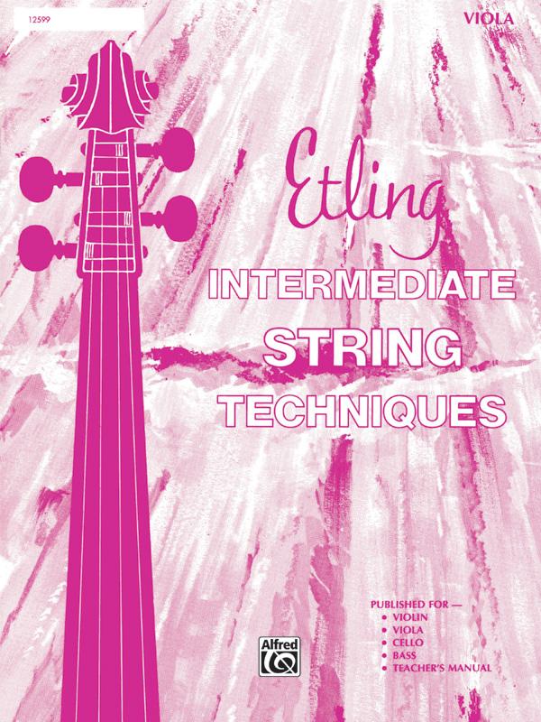 Intermediate String Techniques [Viola]
