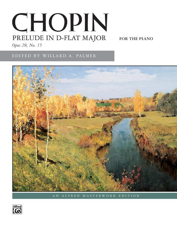 Chopin Prelude In D-Flat Major