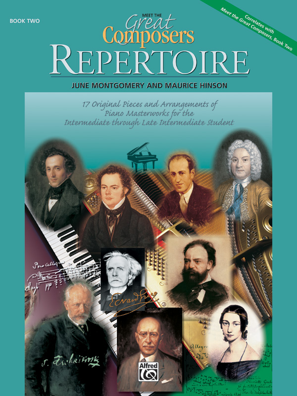 Meet the Great Composers: Repertoire Book 2
