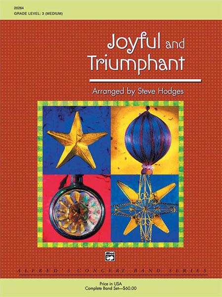 JOYFUL & TRIUMPHANT GRADE 3 HODGES
