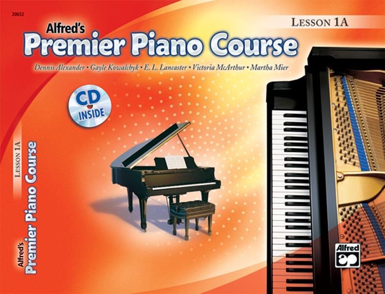 Alfred Premier Lesson L.1A w/CD