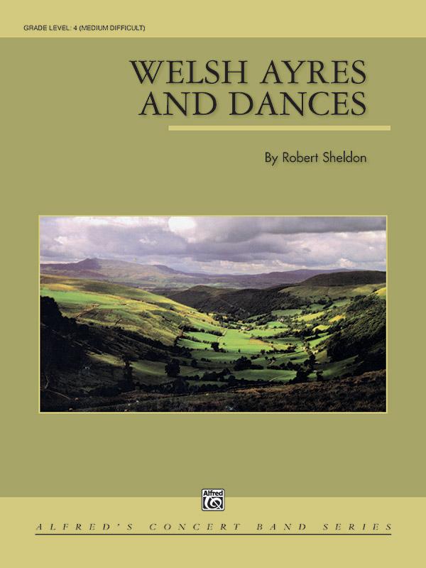 WELSH AYRES & DANCES GRADE 4 SHELDON
