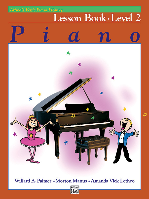Alfred BPL Lesson Book 2