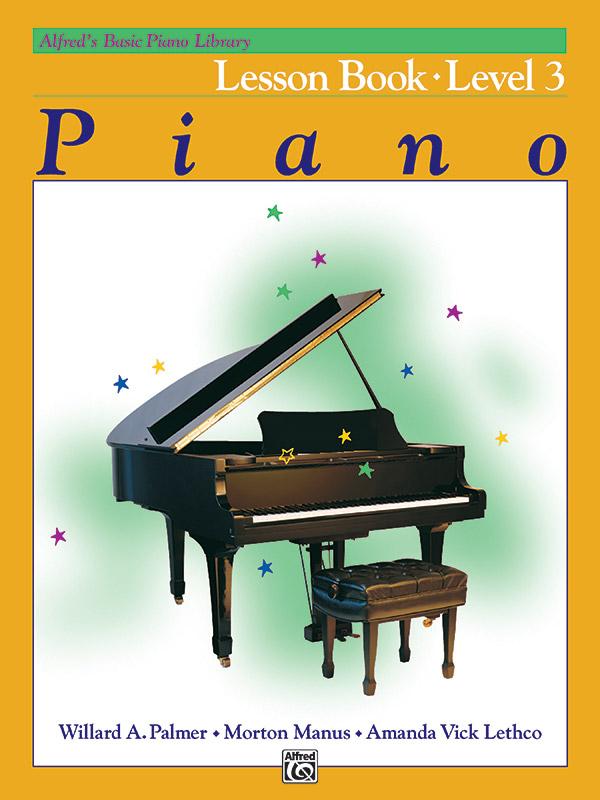 Alfred BPL Lesson Book 3
