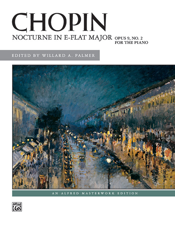 Chopin Nocturne In Eb Major Op.9 No.2