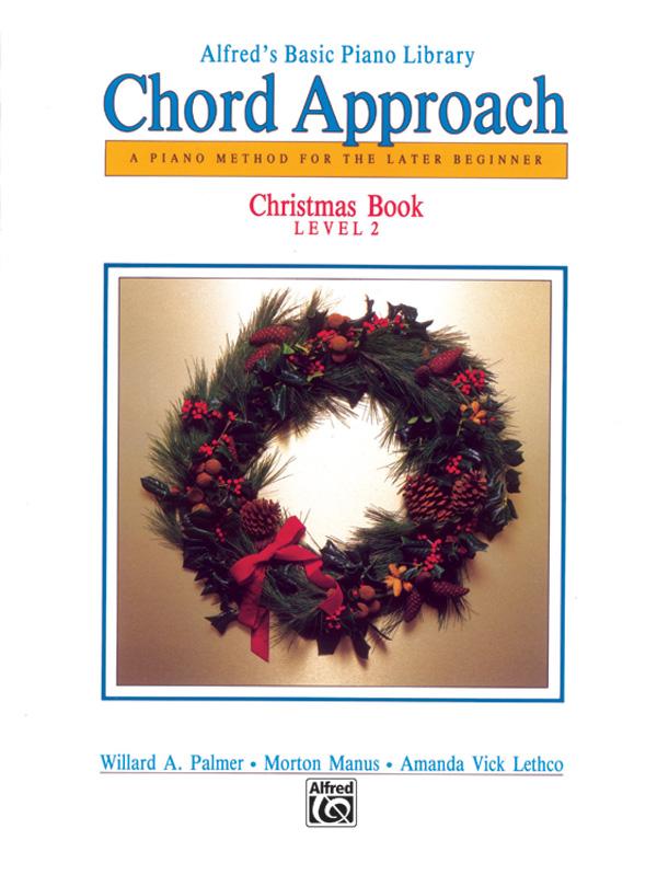 Alfred Basic Chord Christmas Bk 2