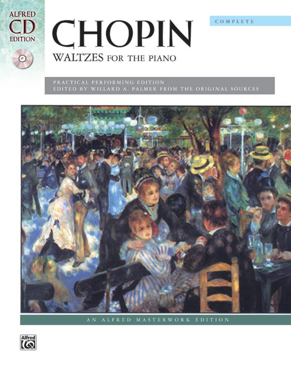Chopin Complete Waltzes w/CD