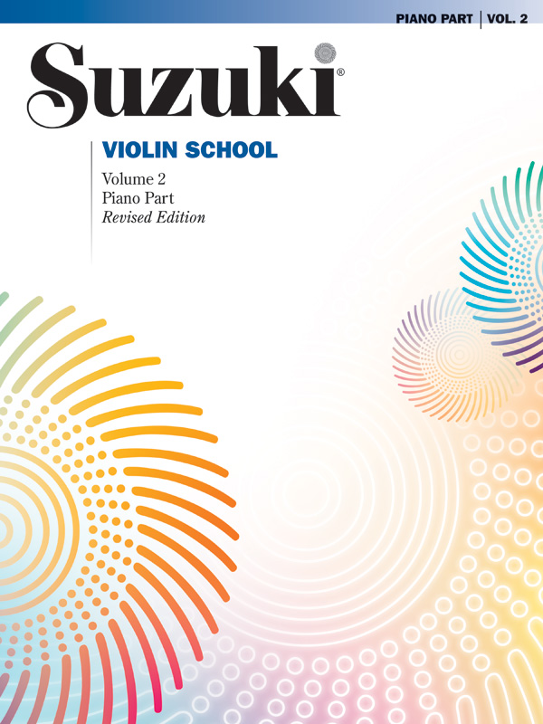 Suzuki Violin School Piano Accompaniment Volume 2