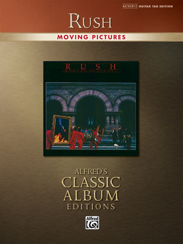 Rush: Moving Pictures - Guitar Tablature Songbook