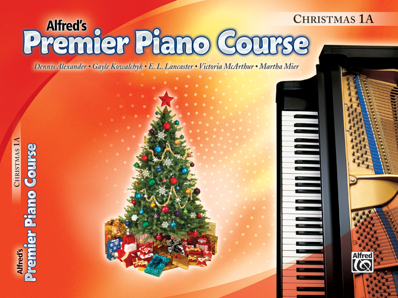 Alfred's Premier Piano Course 1A Christmas