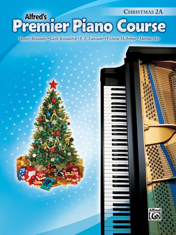 ALFREDS PREMIER PIANO COURSE CHRISTMAS BOOK 2A ALEXANDER KOW (30895 ) (Christmas Piano Book )
