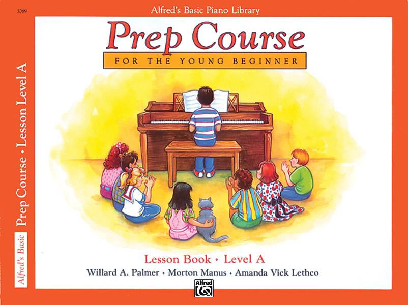 (A6) Alfred Prep Lessons L.A