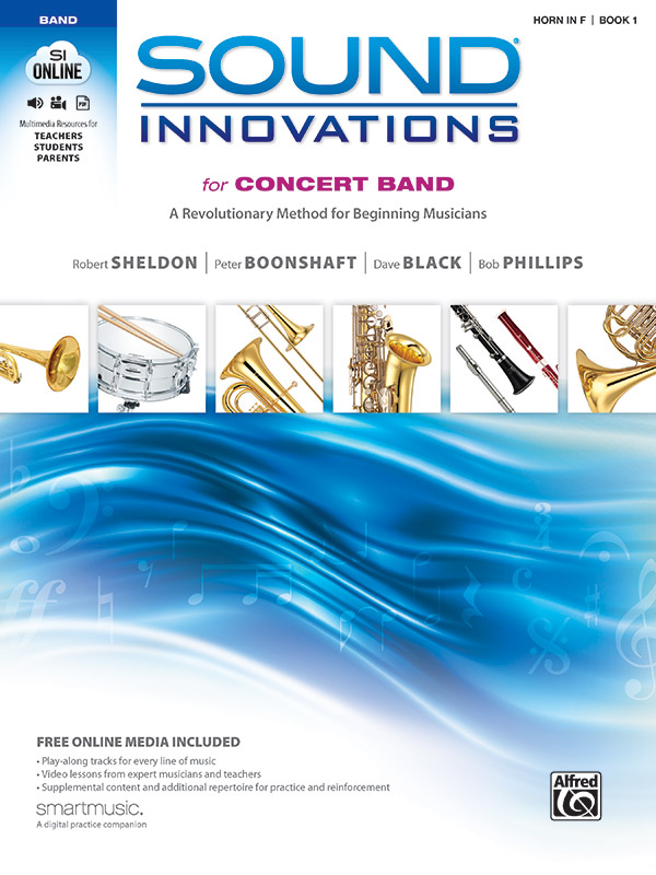 Sound Innovations Band Book 1 Horn in F