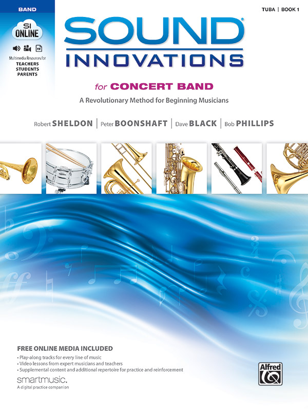 Sound Innovations Band Book 1 Tuba