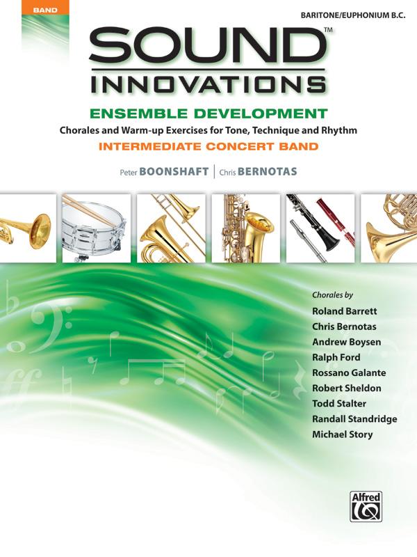 SOUND INNOVATIONS ENSEMBLE DEVELOPMENT INTERMEDIATE BARITONE