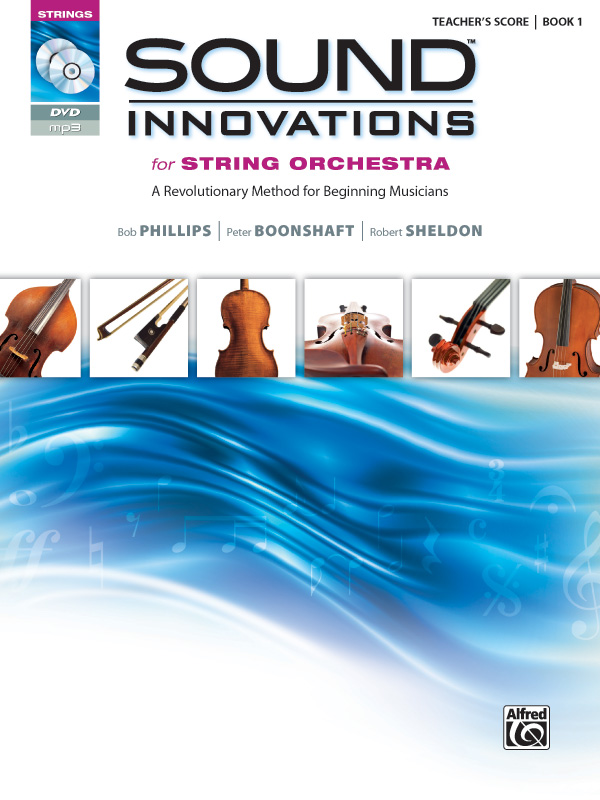 SOUND INNOVATIONS FOR STRING ORCHESTRA 1 TEACHERS SCORE PHIL
