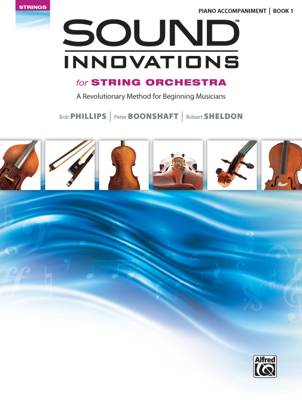 SOUND INNOVATIONS FOR STRING ORCHESTRA 1 PIANO ACCOMPANIMENT