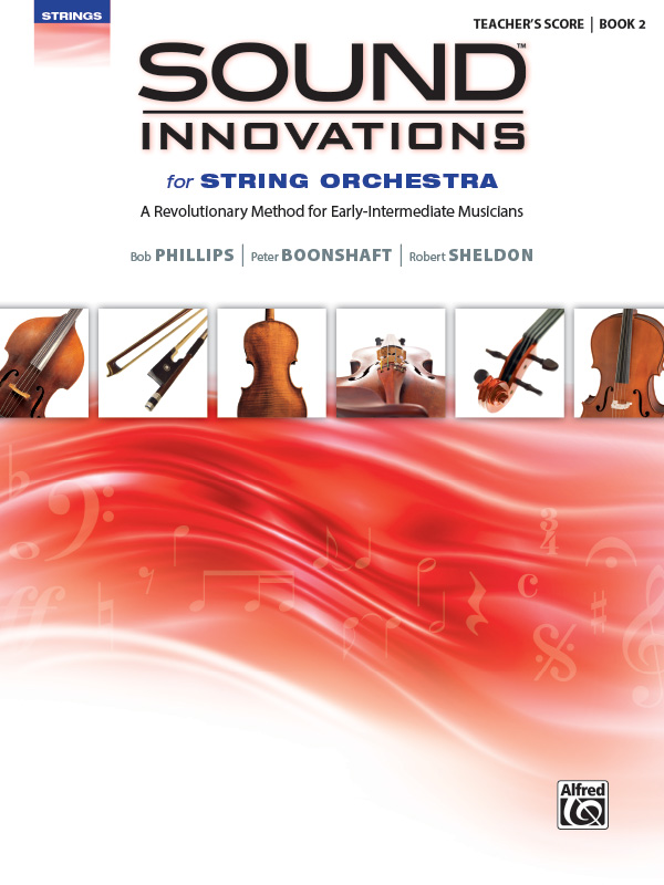 SOUND INNOVATIONS FOR STRING ORCHESTRA 2 TEACHERS SCORE PHIL