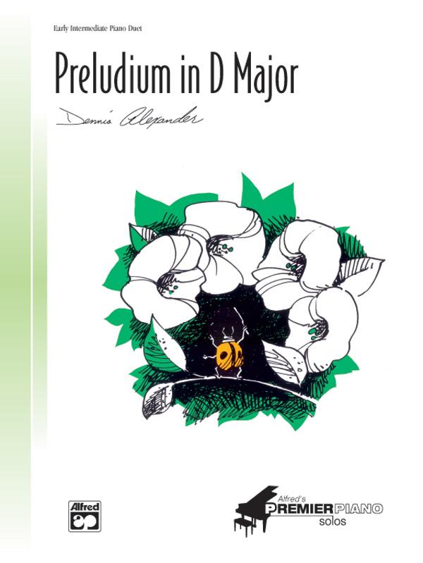 Preludium In D Major 1P4H Alexander