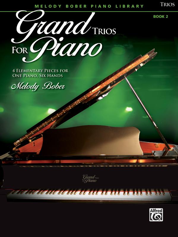 GRAND TRIOS FOR PIANO 2 BOBER FED20 FED16
