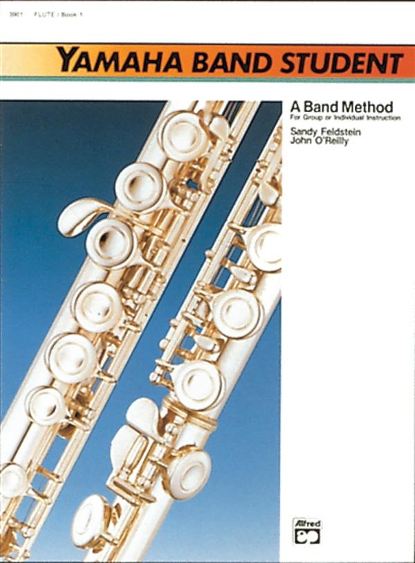 Yamaha Band Student, Flute Book 1