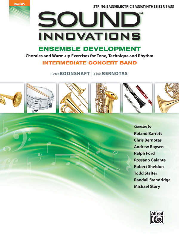 SOUND INNOVATIONS ENSEMBLE DEVELOPMENT INTERMEDIATE ELECTRIC