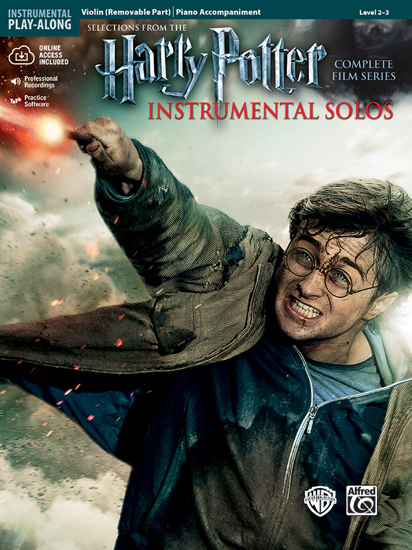Harry Potter - Instrumental Solos for Violin