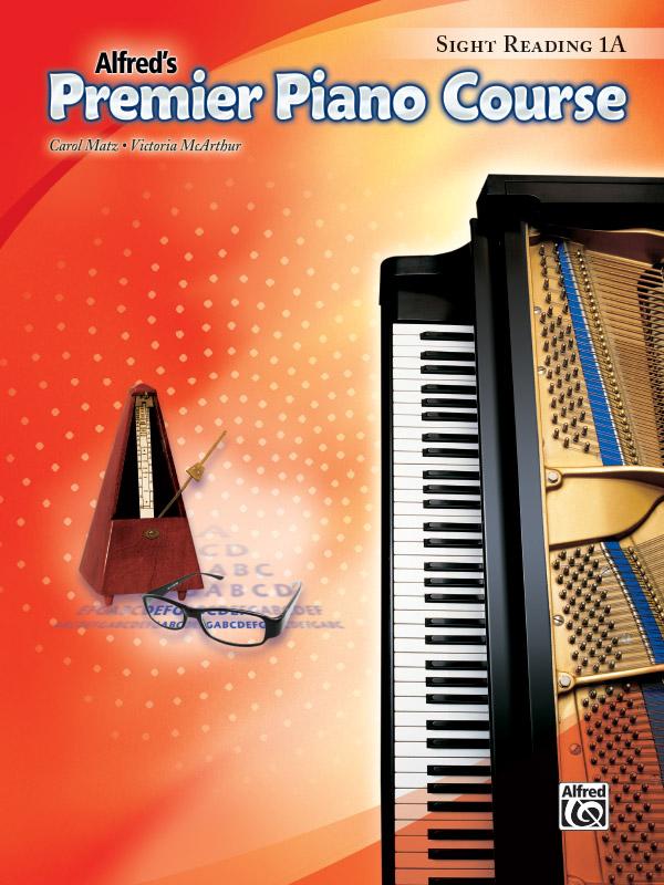 Premier Piano Course, Sight Reading 1A