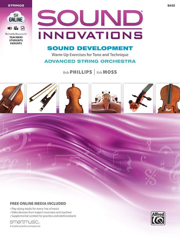 Sound Innovations Purple Book Bass