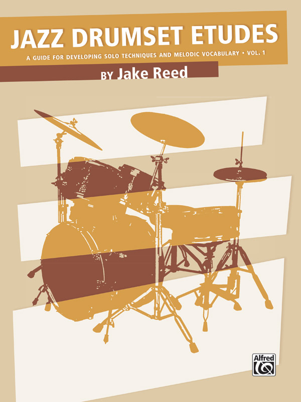 Jazz Drumset Etudes by Jake Reed
