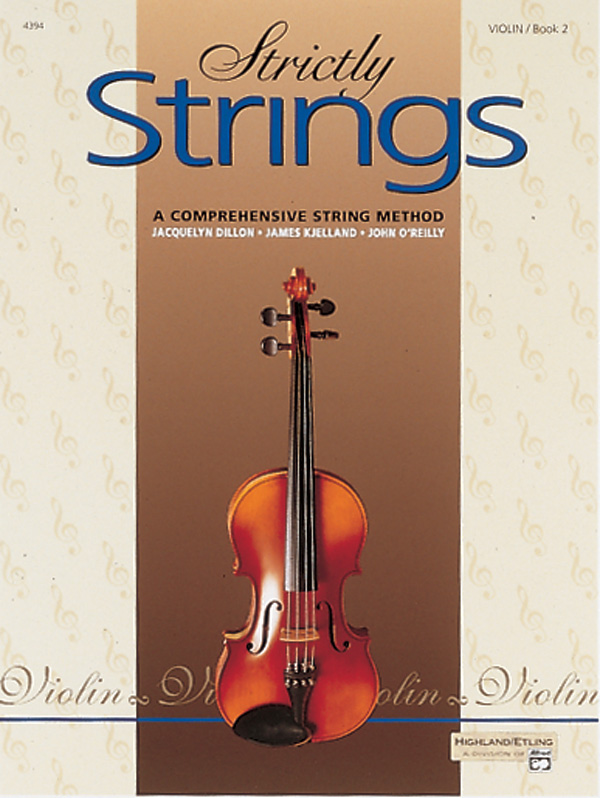 STRICTLY STRINGS 2 VIOLIN DILLON KJELLAND OREILLY