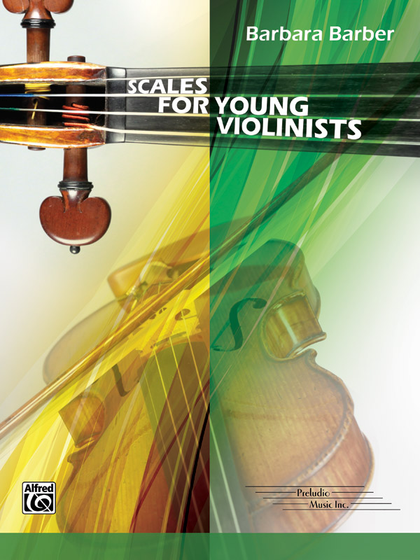Barber: Scales for Young Violinists