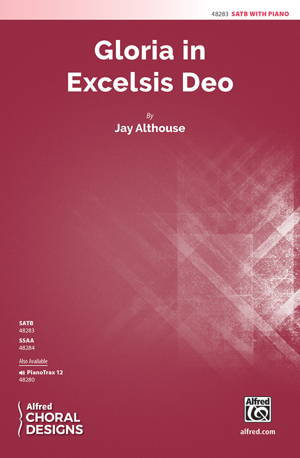 Gloria in Excelsis Deo (SATB)