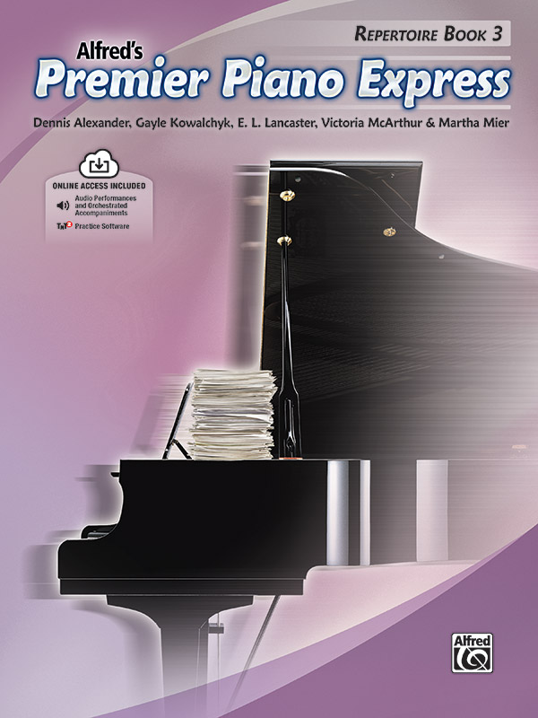Alfred's Premier Piano Express, Repertoire Book 3