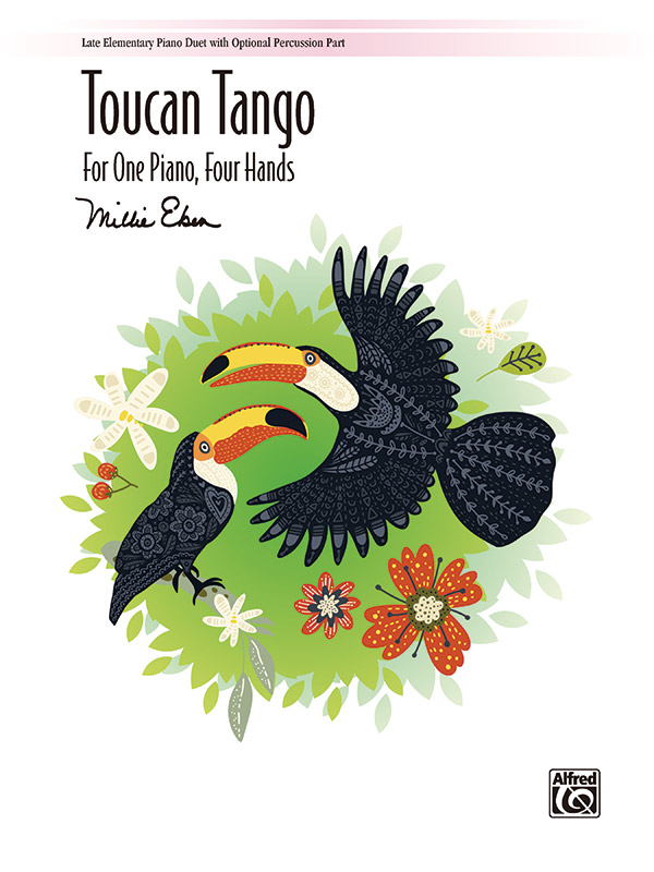 Toucan Tango: For One Piano, Four Hands