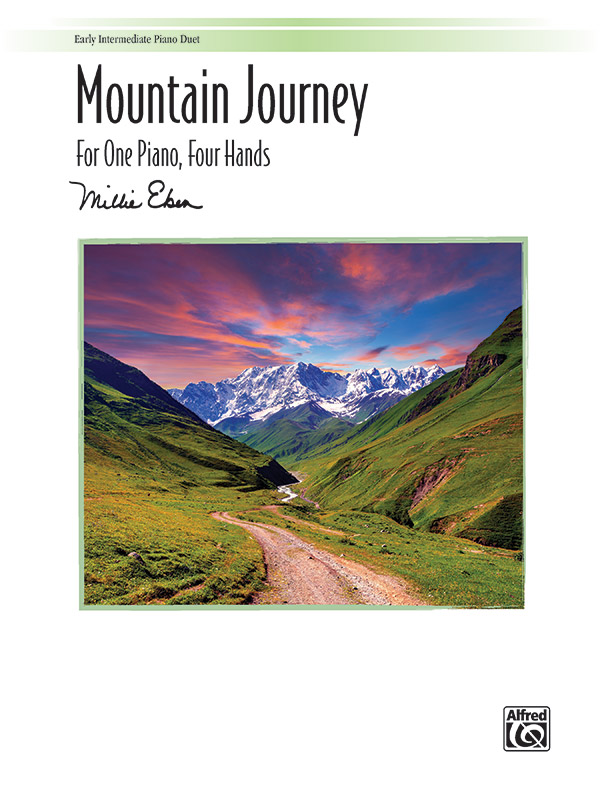 Mountain Journey: For One Piano, Four Hands