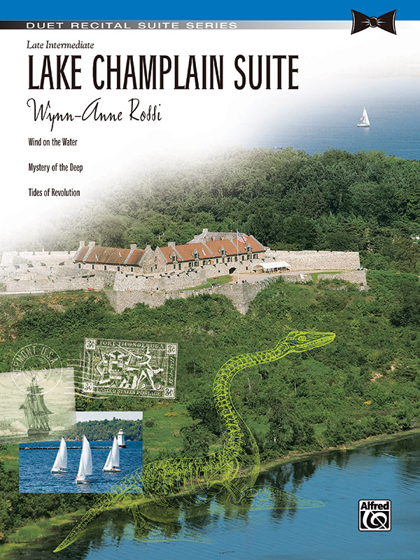 Lake Champlain Suite: Duet Recital Suite Series