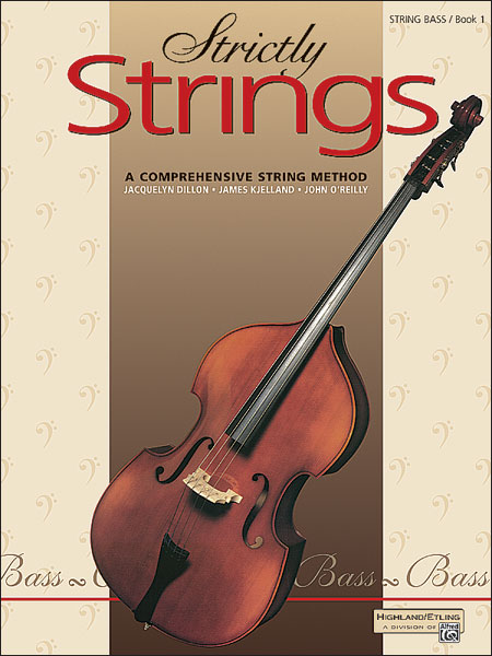 STRICTLY STRINGS 1 STRING BASS DILLON KJELLAND OREILLY